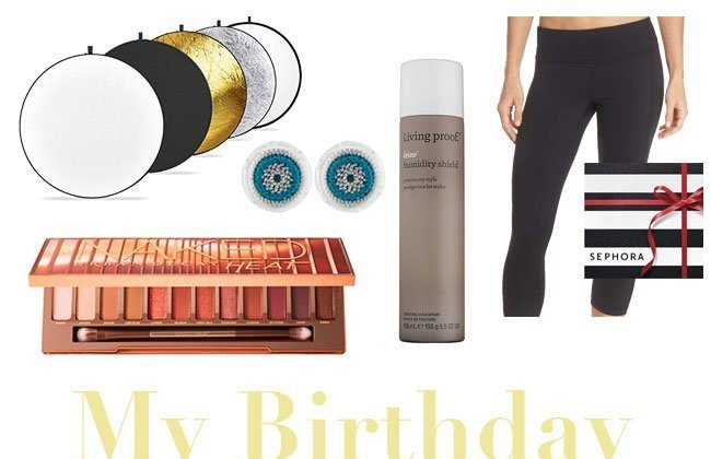 Thursday Fashion Files Link Up #120 – My Birthday Wish List!