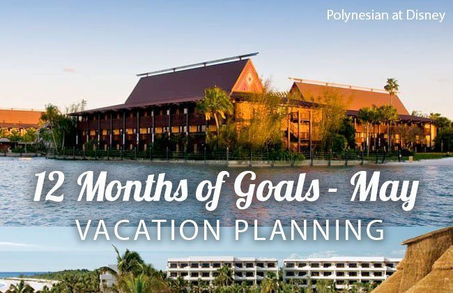 12 Months of Goals – May