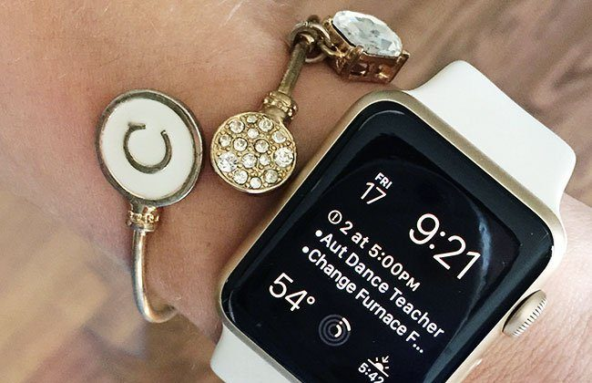 What I Learned About My Apple Watch