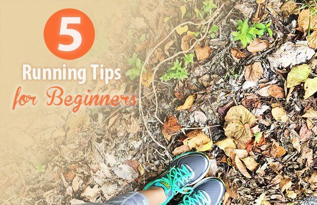 5 Running Tips for Beginners #HealthySkinSolutions