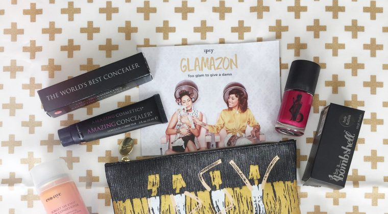 Ipsy Review #22 – September. My last Ipsy bag for awhile.