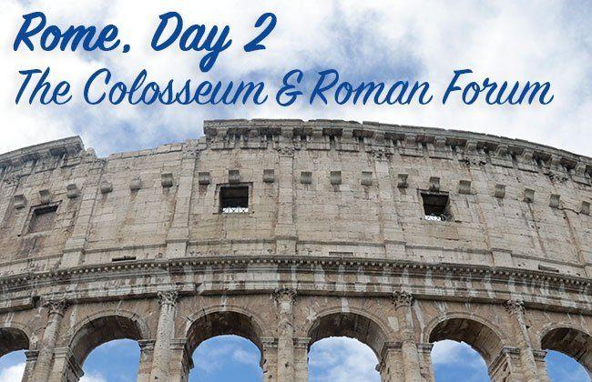Italy Vacation: Rome, Day 2