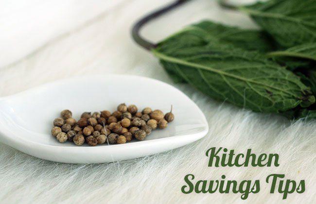 Kitchen Savings Tips #HeftyUltraStrong