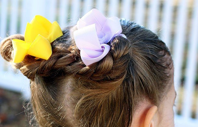An Easy Spring Hairstyle #MousseMarch
