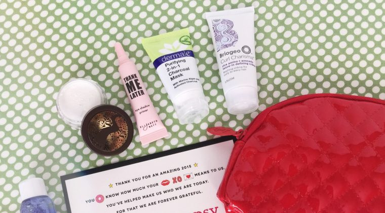 Ipsy Review #13 – December