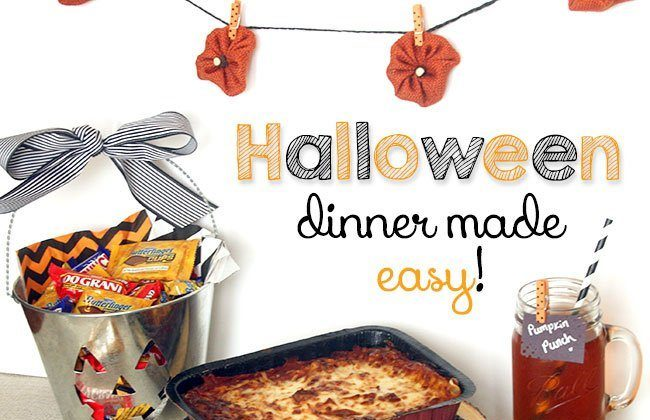 Halloween Dinner Made Easy with Nestlé® at Walmart!