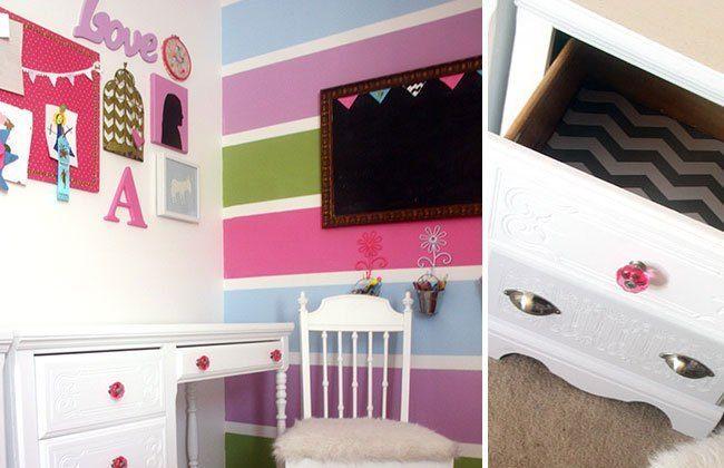 Girls Bedroom Furniture Reveal