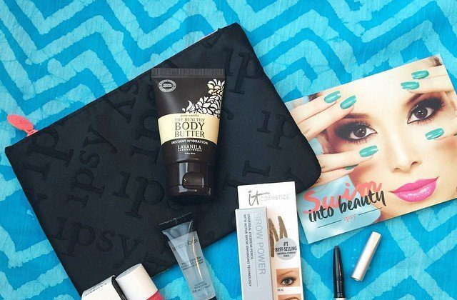Ipsy Review (#7) and Meal Plan Week 66