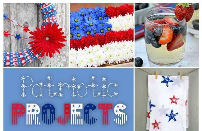 4th of July Recipe & Craft Inspiration!