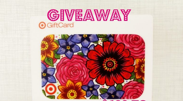 Happy, Happy Birthday to Rachel AND a $120 Target Gift Card Giveaway!