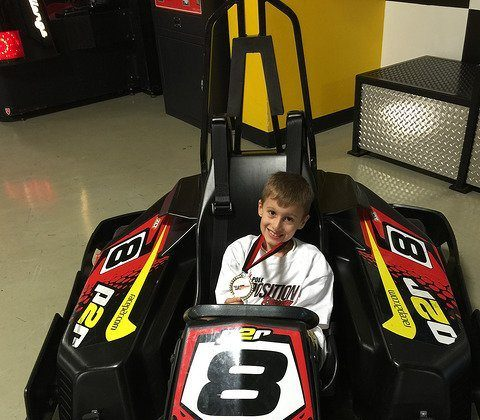 Nathan's Pole Position Party, HCF Review and Meal Plans Week 59 and 60