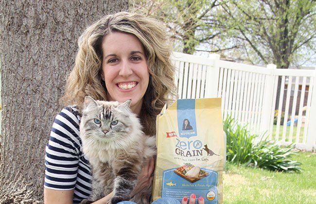 Rachael Ray Nutrish: Zero Grain Cat Food