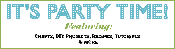 I'm Co-Hosting at Fluster's Creative Muster Link Party!