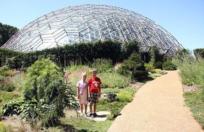 Nature Builds at Missouri Botanical Garden