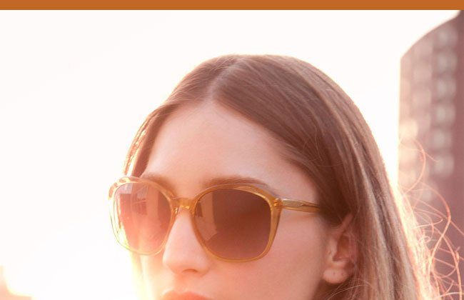 Warby Parker's Beacon Collection