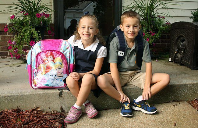 First Day of School and Meal Plan, Week 25