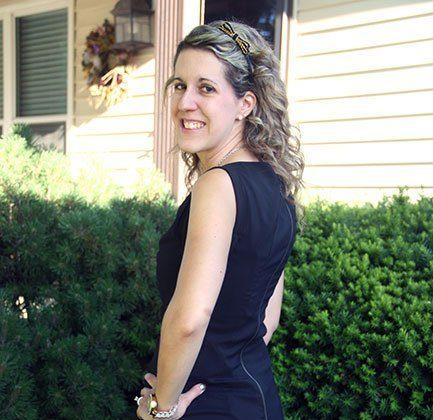 What Wives Wear Link Up #7 – Little Black Dress