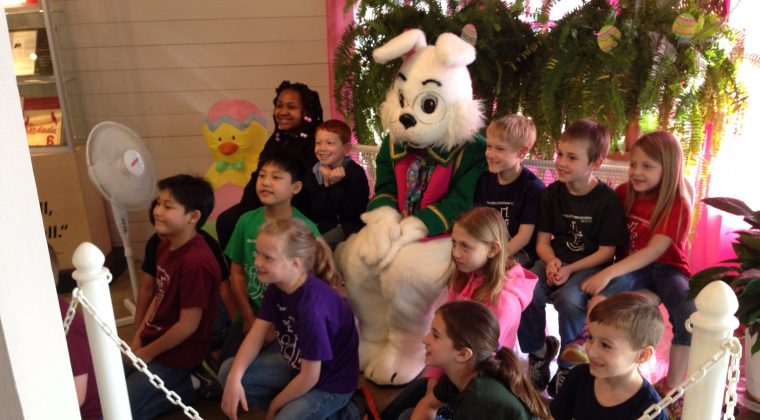 Nathan's Field Trip to Purina Farms