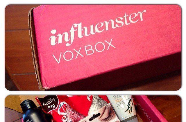 Influenster J'Adore VoxBox Review