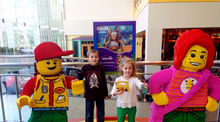 Great Wolf Lodge – Day 2. Also, Legoland and Fritz's Railroad Restaurant