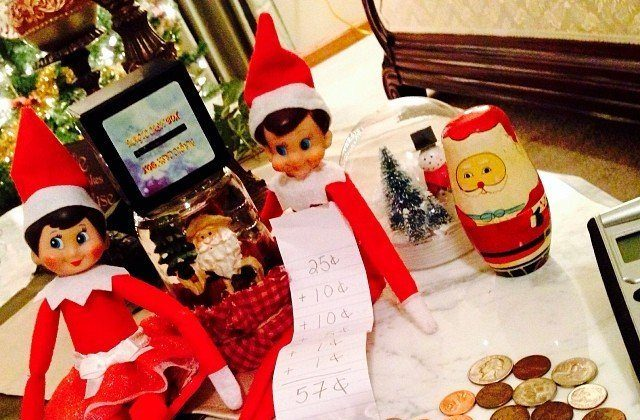 More Elf on the Shelf