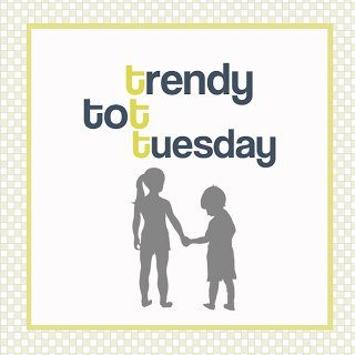 Trendy Tot #15 – Lace and White Capris