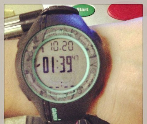 What I do to get through LONG half training runs