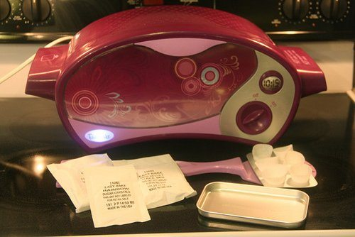 Easy Bake Oven Experiment