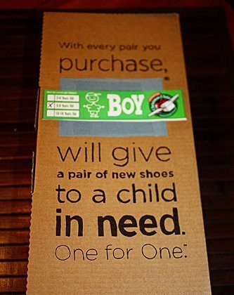 Operation Christmas Child Shoebox Gift