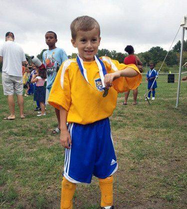 1st Grade Soccer