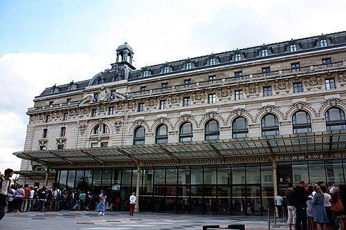 Paris Day 4 – Musée d'Orsay, McD, Triumphal arch and Dinner at Joséphine Chez Dumonet