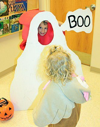 PAT's Halloween Party