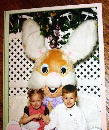 """Autumn, do you like Easter bunny?"""