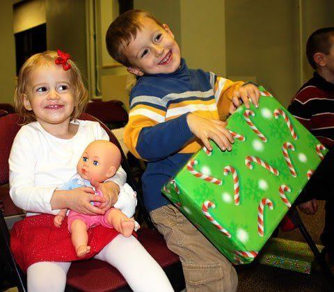 Nathan's First Christmas Play