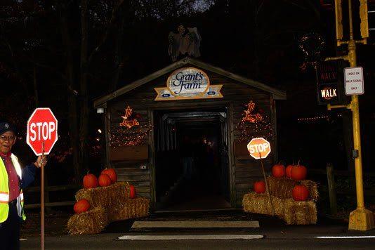 Halloween at Grants Farm