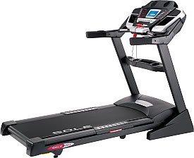 Spanking New Treadmill