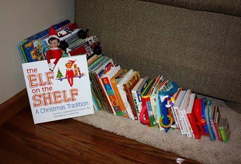 Elf on the Shelf Sightings