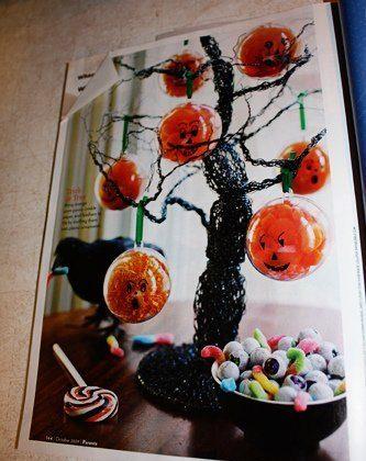 Jack O Lantern Ornaments