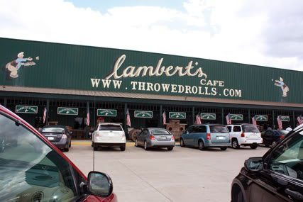 Hit Lamberts on way home… oh, yum!