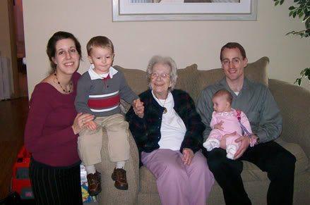 Last Time I Saw Grandma Hea Hea