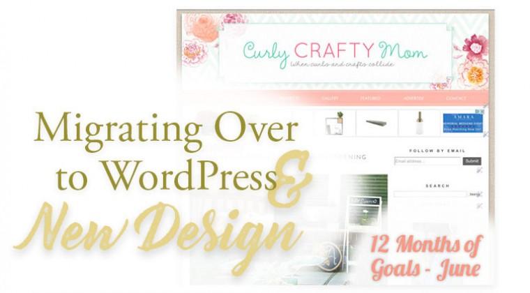 Migrating Over to WordPress & New Design