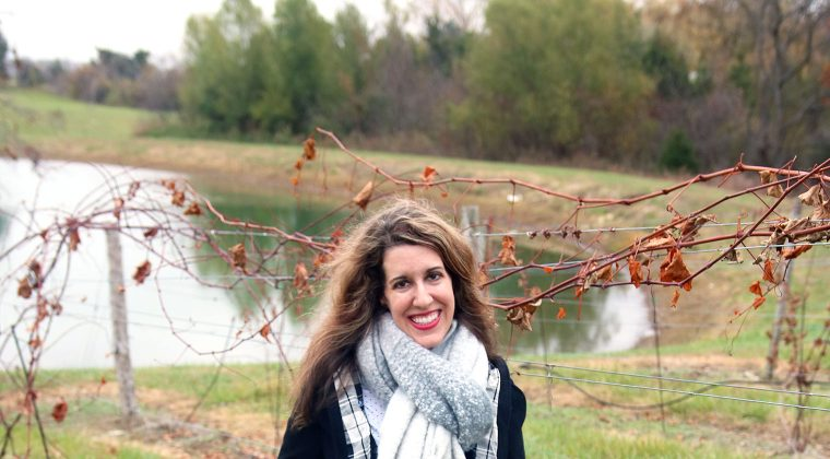 Thursday Fashion Files Link Up #135 – Cozy & Chic at the Winery + Giveaway!