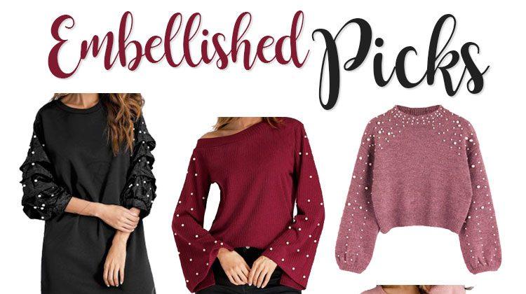 Embellished Picks