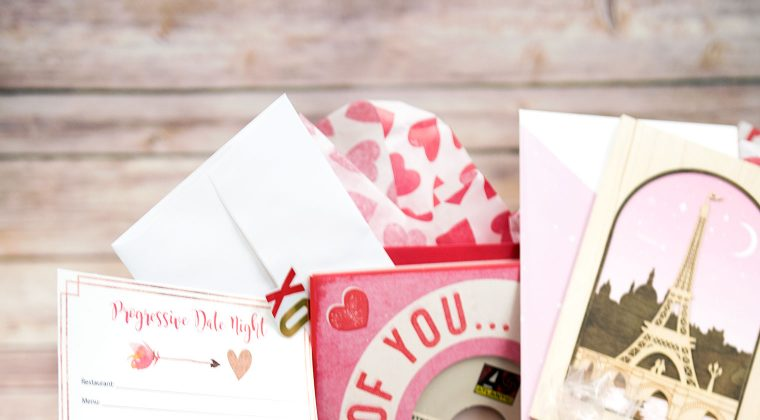 Surprise Your Loved One with a Progressive Date Night Gift Package