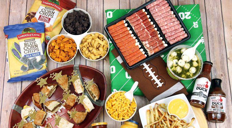 Winning Game Day Food Ideas