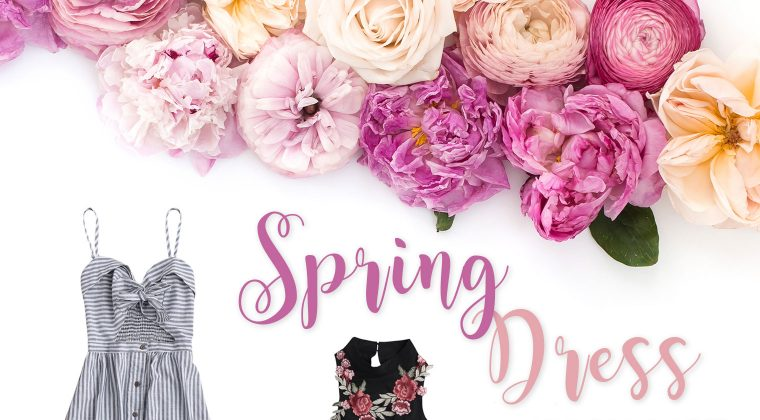 Thursday Fashion Files Link Up #151 – Spring Dress Wish List