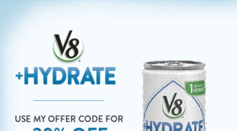 Save Now on the Perfect Hydration Drink!